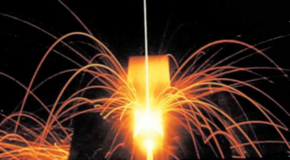 electron-beam-welding
